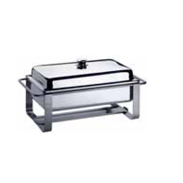 chafing dish, inox 9,5/14 lt «ECO Catering»