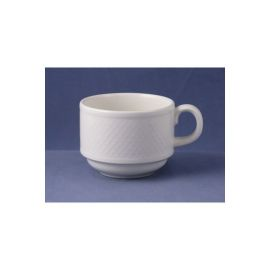 Dudson White Lace finest Φλυτζανι τσαγιου στοιβ 18cl