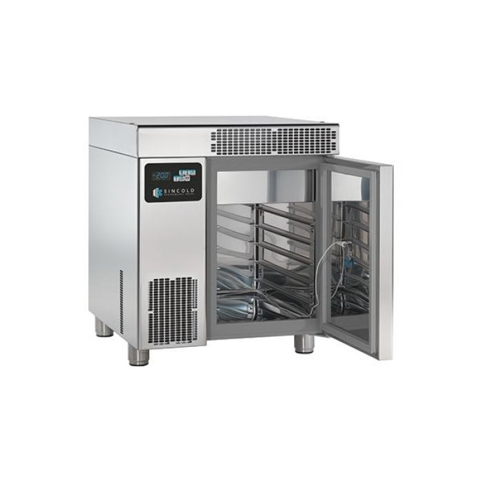Blast Chiller / Shock Freezer 5 GN 1/1 ή 5 GN 2/3 MX5.12ST Sincold Ιταλιας