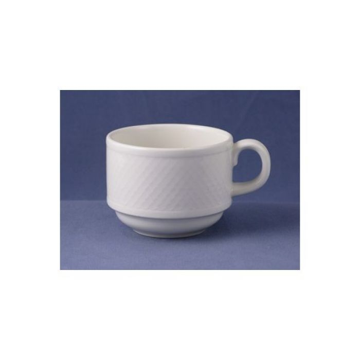 Dudson White Lace finest Φλυτζανι τσαγιου στοιβ 23cl