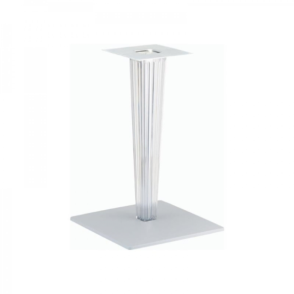 Βάση τραπεζιού Lulu leg & base clear transparent 32-0202 71CM