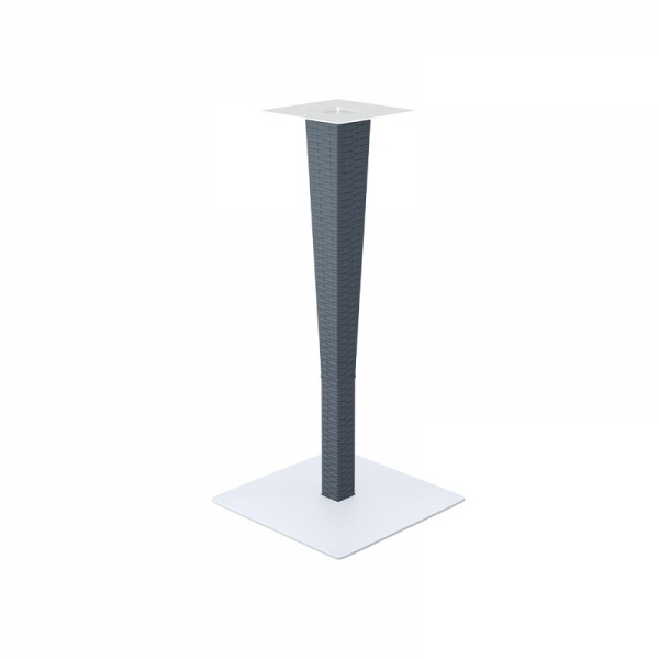 Βάση Riva bar leg&base dark grey 53-0028 104CM