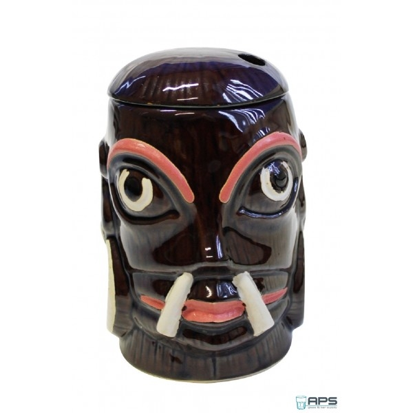 APS Bar Supply Κούπα TIKI Indian με καπακι 55cl