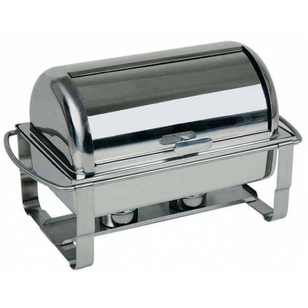 Μπαιν μαρι  9 lt GN 1/1 67X35X45cm chafing dish ROLL TOP CATERER APS 12245