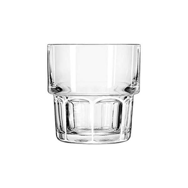 Libbey Ποτήρι rocks Gibraltar stackable 26.6cl 8.6cm/8.3cm